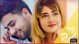 PR : ANGAD (Official Video) | Nisha Bhatt | New Punjabi Songs 2019 | Red Leaf Music
