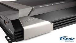 Power Acoustik Gothic Series Car Amplifiers