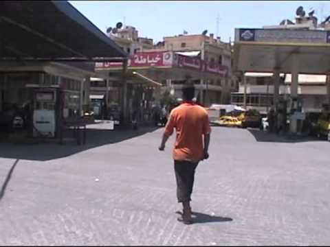 Aleppo Syria 2009 Streets before Civil War