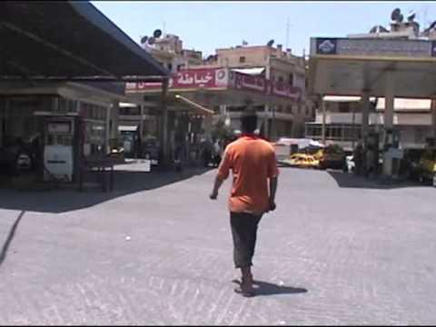 Aleppo Syria 2009 Streets before Civil War
