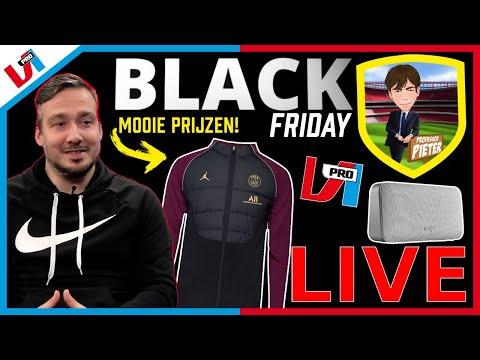 Black Friday LIVE: Tactisch Geneuzel & Schitterende Prijzen!