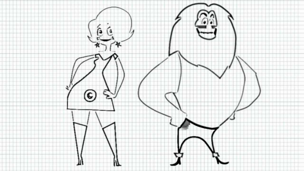 A Kind Of Magic  How To Draw A Kind Of Magic Characters  Video  Cartoon  Series