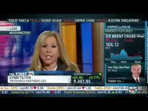 Lynn Tilton on CNBC