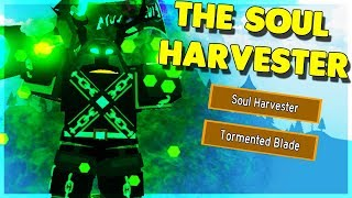 THE SOUL HARVESTER CARRIES IN DUNGEON! (ROBLOX DUNGEON QUEST)