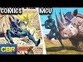 15 MCU Scenes Taken Straight From The Comics