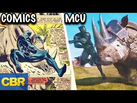 15 MCU Scenes Taken Straight From The ComicsKaynak: YouTube · Süre: 16 dakika5 saniye