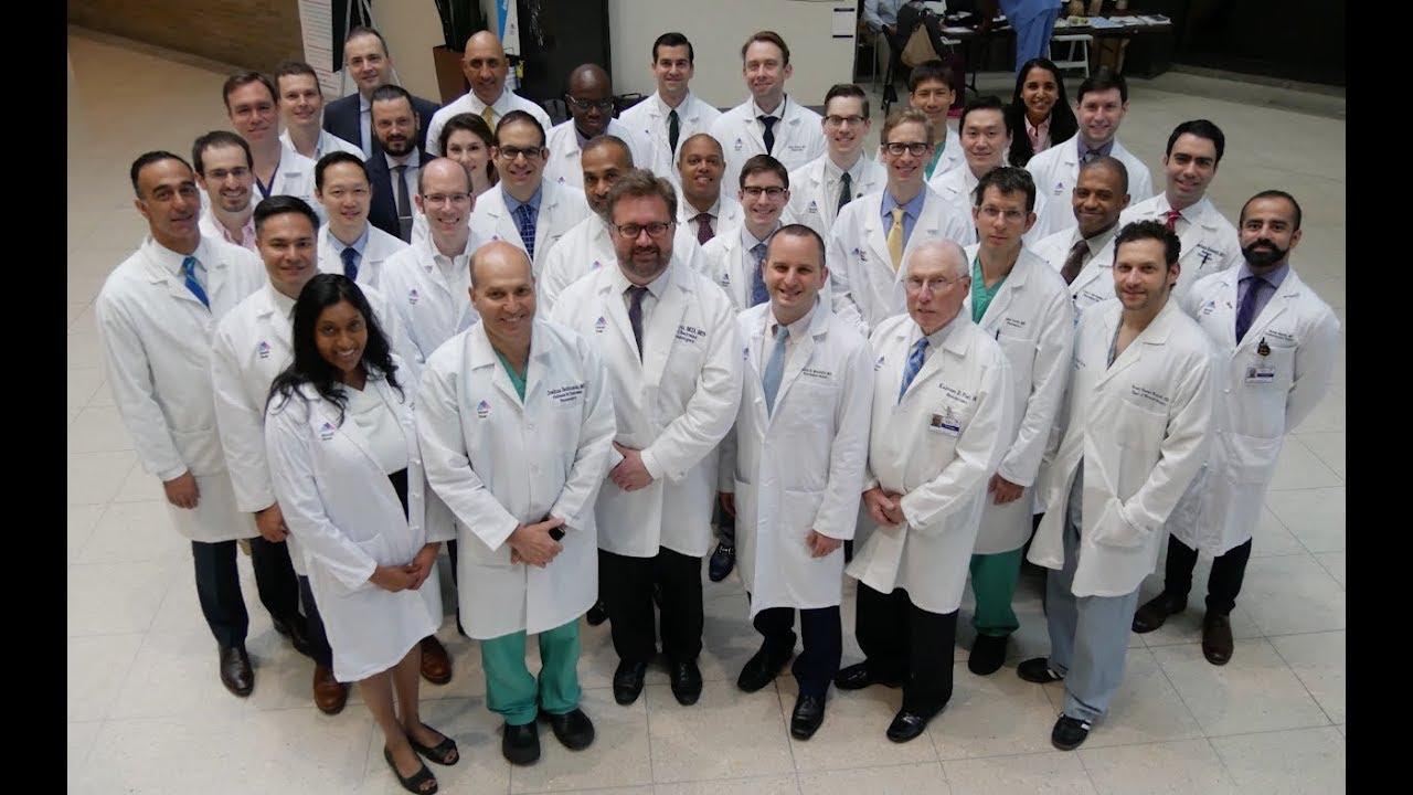 The Department of Neurosurgery