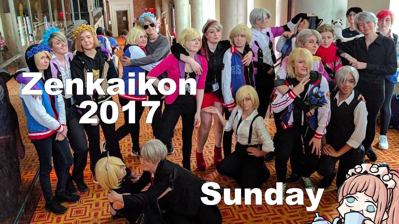 zenkaikon 2017 guests