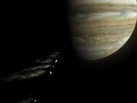 Resultado de imagen para Cometa Shoemaker-Levy 9 1993