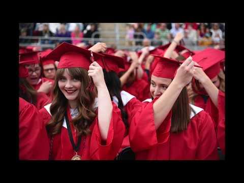 Jefferson City High School Graduation 2019