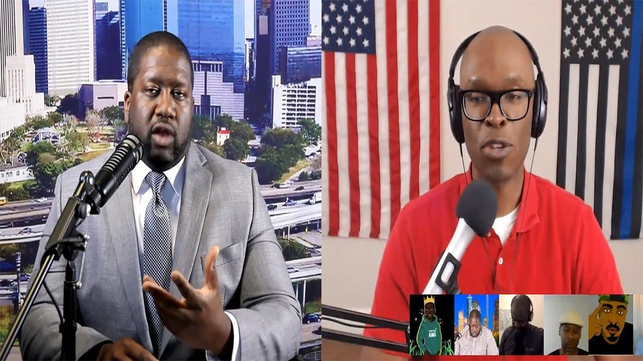 Phillip Scott Debates Anthony Brian Logan On WS & Illegal ...