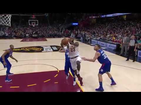 cavaliers-lebron-james-puts-clippers-austin-rivers-on-skates