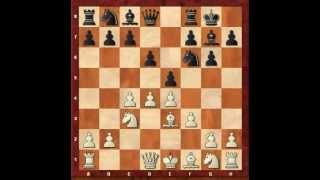 Поучительные шахматные партии 2. Староиндийская защита. Вариант Земиша