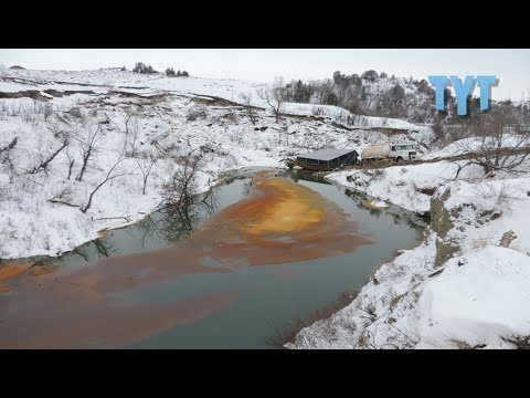 Jordan Goes OFF on Latest Dakota Access Pipeline Spills