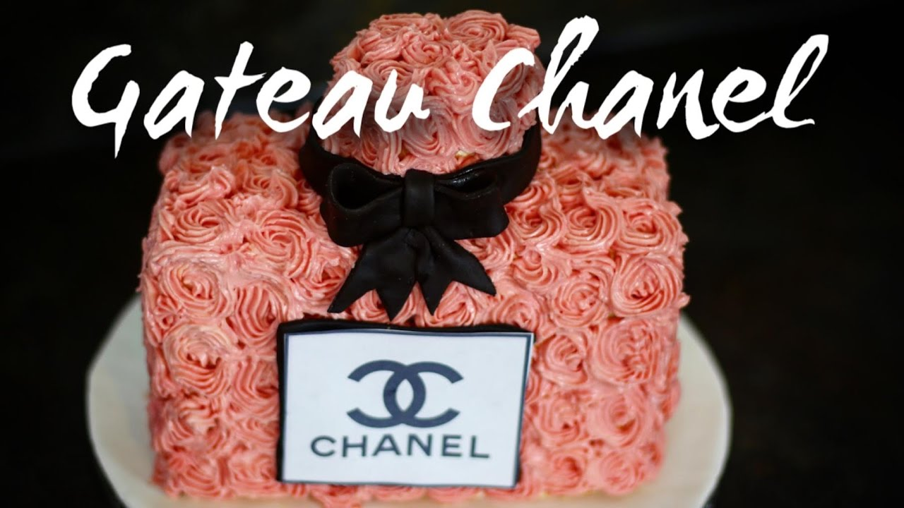 how to make a chanel cake