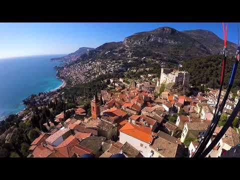 Flying in Monaco - sneak peek