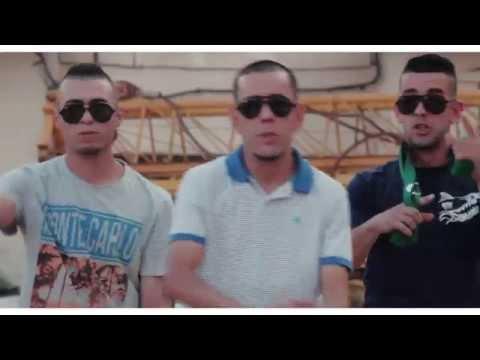 Cilp officiel -  Boulou , Bylka Boss - feat Tony et Kikim ( Ouzellaguen 2015 )
