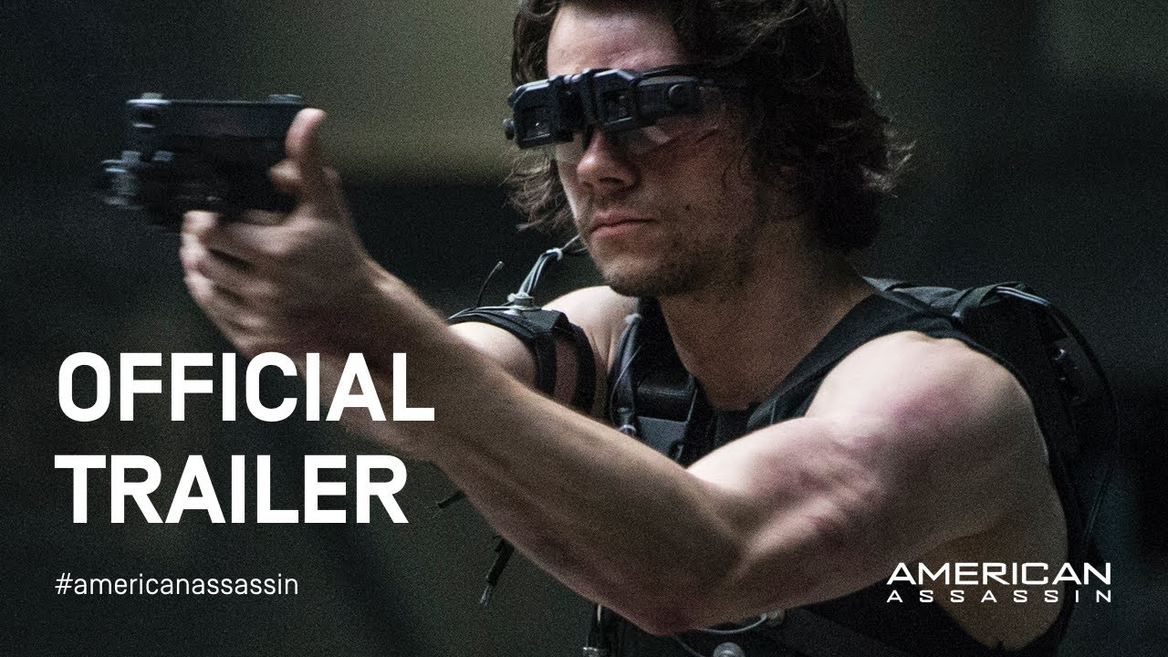 7f589e4777 AMERICAN ASSASSIN - Official Trailer - HD (Dylan O Brien