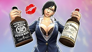 GIRLS AND ALCOHOL IN CS:GO