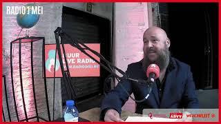 Radio 1 mei boodschap van Caroline Copers