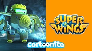 Super WIngs | License To Drill | Cartoonito UK