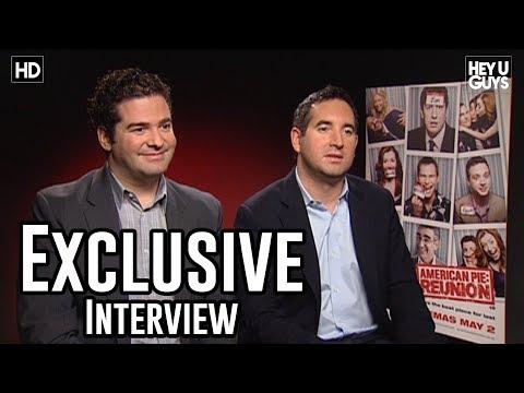 American Pie: Reunion Interview - Directors Jon Hurwitz and Hayden Schlossberg