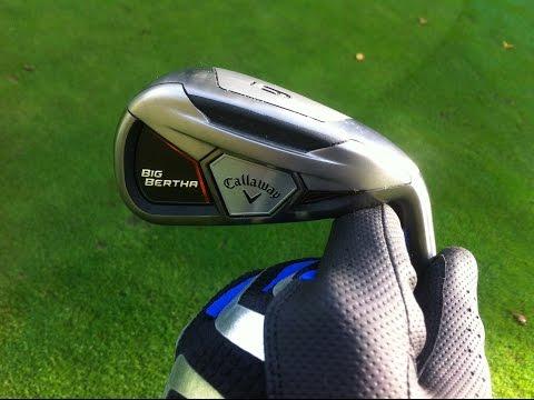 Callaway Big Bertha irons review    GolfMagic.com