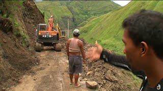Deadliest Journeys - Philippines  When The Mountain Rumbles