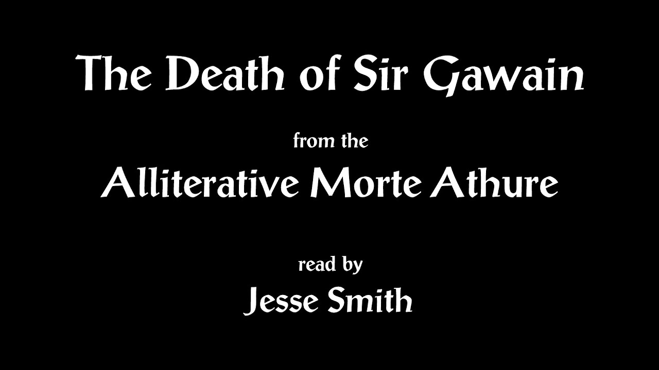 death in sir gawain and the Sir gawain on the other hand, sins, repents, and in turn the object of his downfall, the girdle, ironically becomes the symbol of his renowned fame as the courteous knight in middle english in conclusion beowulf the epic poem terminates as it should, with the apotheosis of beowulf.