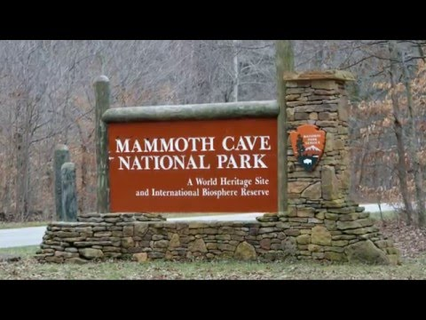 Mammoth Cave, KY  (Domes and Dripstones Tour)