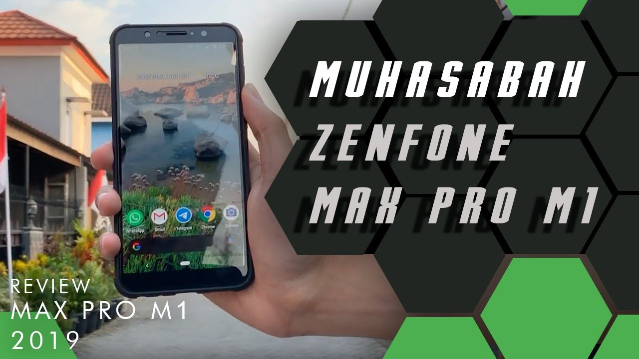 JANGAN BELI ASUS ZENFONE MAX PRO M1 !! Review Zenfone Max Pro M1 di 2019