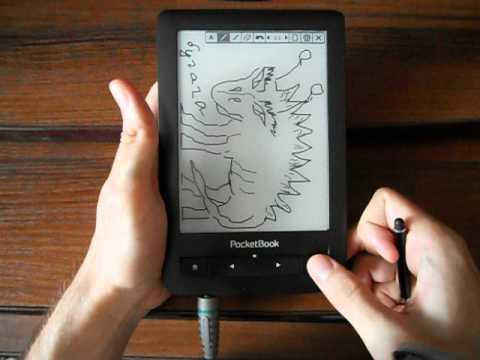 Как пользоваться электронной книгой pocketbook