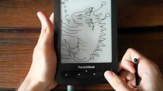Як я користуюся електронної книги Pocketbook Touch