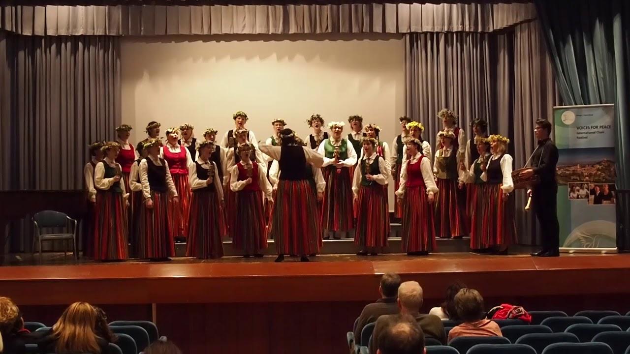 That videos the latvian women choir confirm
