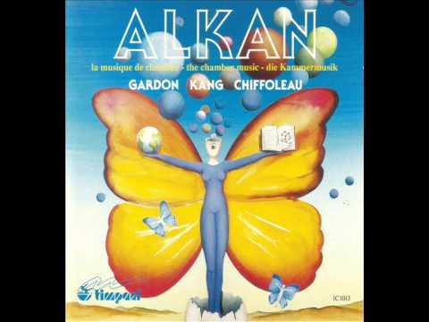Alkan - Grand Duo Concertante (Dong-Suk Kang, Olivier Gardon)