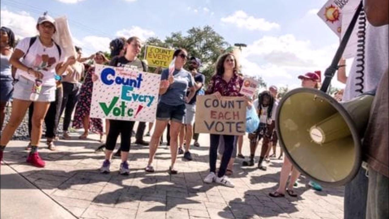 Recount To Begin In Florida Senate & Governor's Races