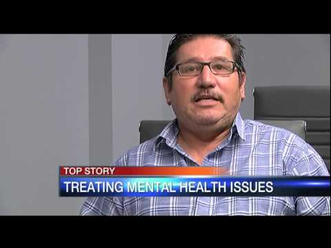 Treating mental health issues