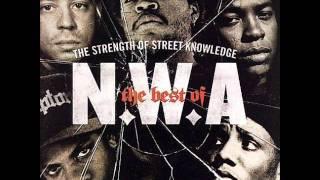N.W.A - Appetite For Destruction [Lyrics]