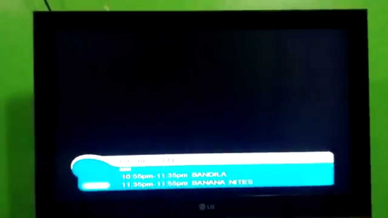 Showing No Signal Cable : No signal sky cable youtube