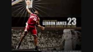 Lebron James song-debonair