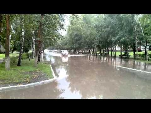Заринск, после дождичка