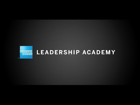 Guiding Tomorrow's Nonprofit Leaders: The American Express Leadership Academy