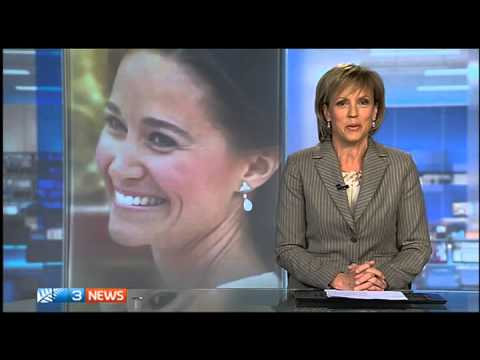 Hillary Barry - 3 News Blooper