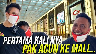 Pilih Makanan Sendiri.. Belanja Jutaan Rupiah !! Senengnya Minta Ampun Mang Acun !!