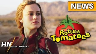 Captain Marvel Review Bombing Causes Major Rotten Tomatoes Policy Changes