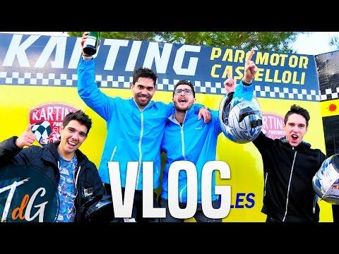 VLOG #44: Grand Prix con Pro Android y TecnonautaTV