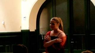Natália - Mária Uhrinová: Carmen: Habanera