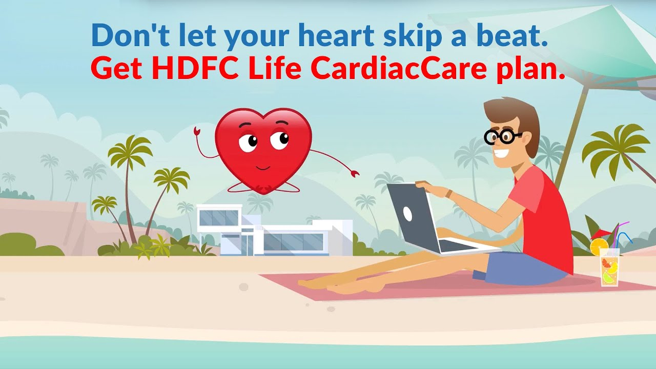 HDFC Life Cardiac Care Plan - Best Health Insurance Plan for Heart Patients
