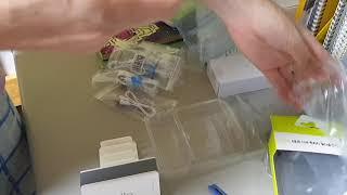 알로 6포트 멀티고속충전지 c타입패키지 언박스 및 사용…