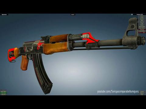 أتعرف كيف؟ تستخدم سلاح الكلاشنكوف بدقة واضحة. thumbnail